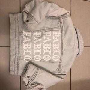 Kanye Wesy Yeezy Pablo Kids RARE jacket